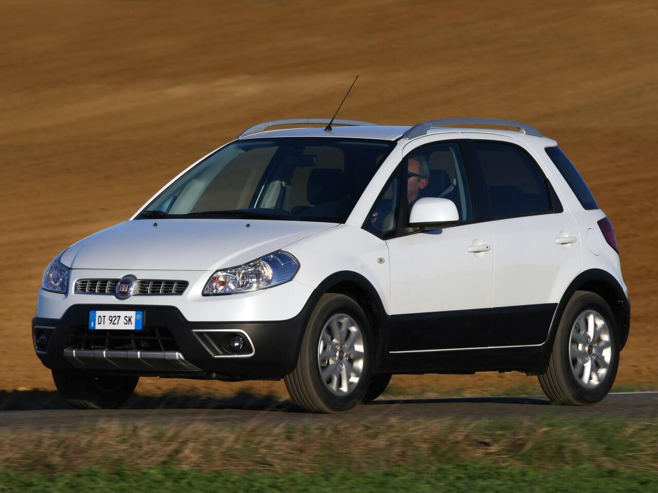 Bild zu Fiat Sedici (seit 2006)