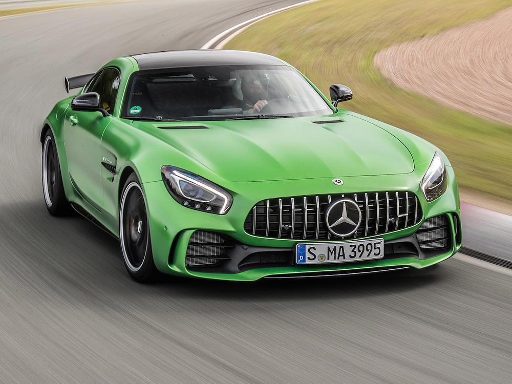 Bild zu Vollgas in Perfektion: Die Mercedes-AMG GT-Familie im Überblick