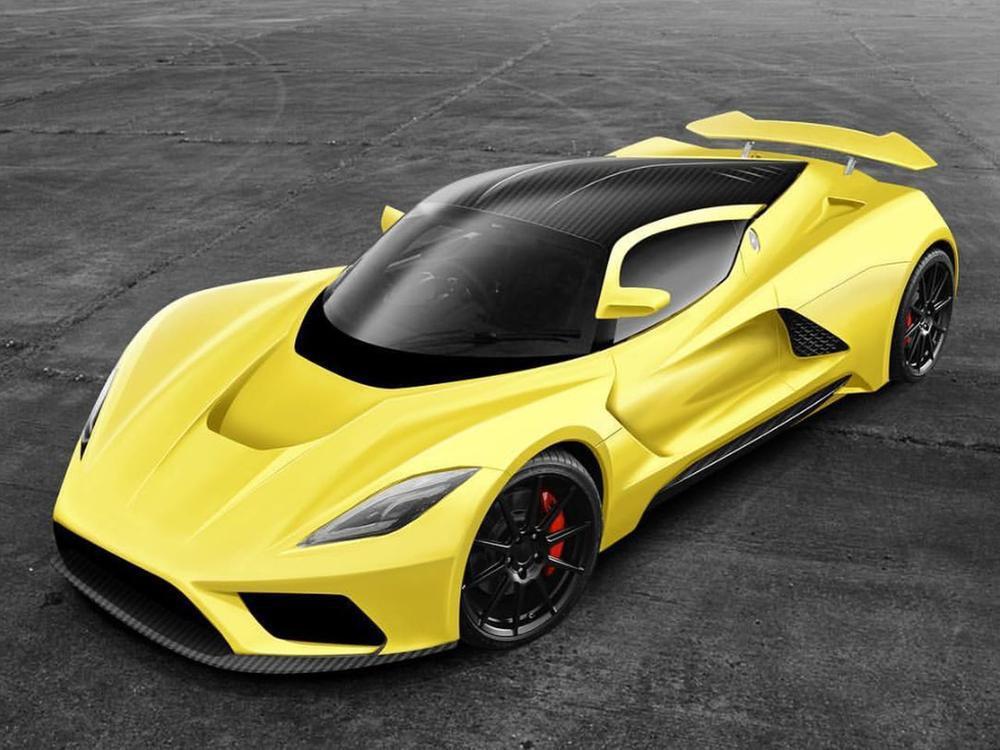 Bild zu Jagd auf Bugatti: Diese neuen Hypercars haben den Chiron im Visier