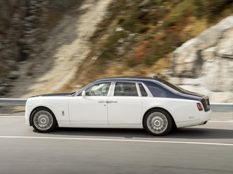 Bild zu Rolls-Royce Phantom