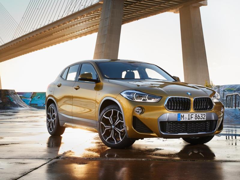 Bild zu BMW X2