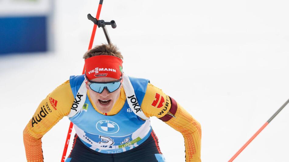 Benedikt Doll konnte als Schlussläufer noch eine Überrundung vermeiden.