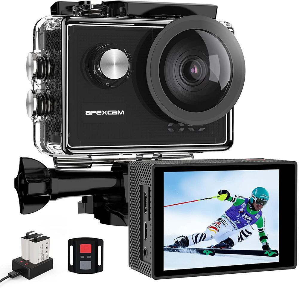 Action Cam, Abenteuer, Digitalkamera, GoPro, Bestseller, Kamera, Outdoor, DJI, Apeman