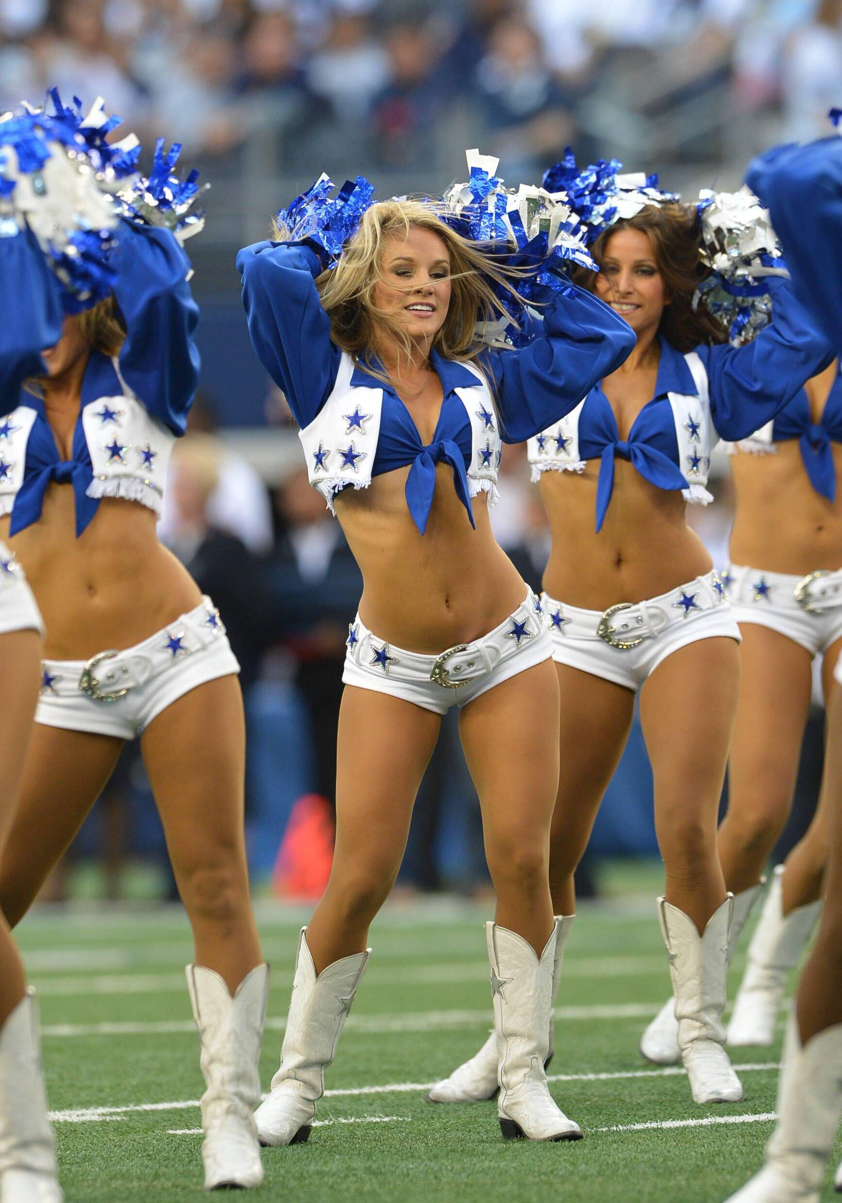 Bild zu Dallas Cowboys, Cheerleader, NFL