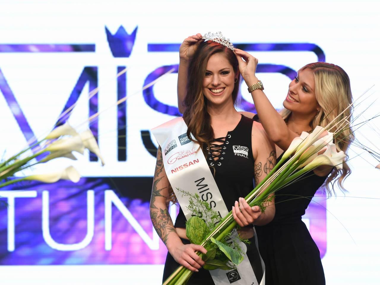 Bild zu Miss Tuning 2018