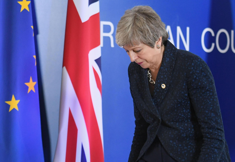 Steht Theresa May vor dem Ende?