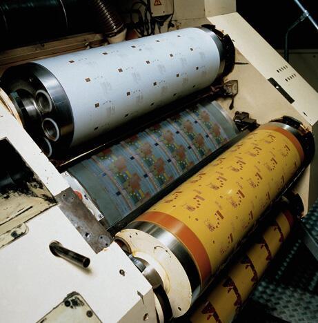 Bild zu Druckpresse