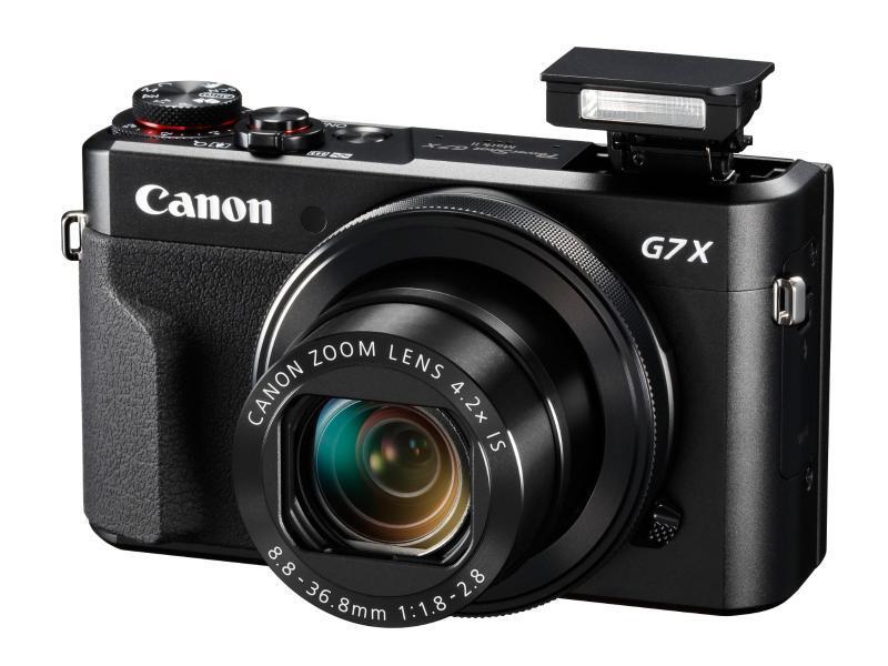Bild zu Neue Kamera von Canon: G7 X Mark II