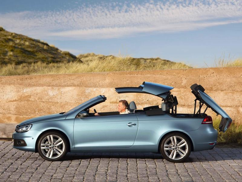 Bild zu Der VW Eos