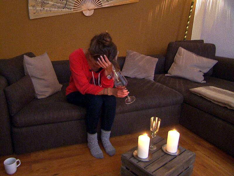 Bild zu Alissa weint zum zweiten Mal