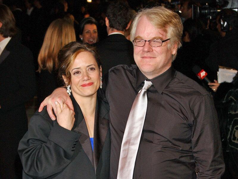 Bild zu Philip Seymour Hoffman und Mimi O'Donnell