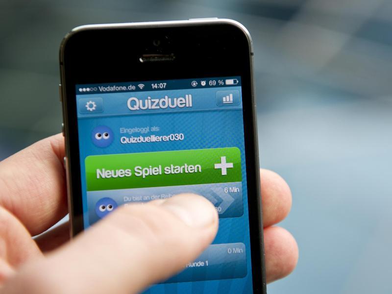 Bild zu Quizduell