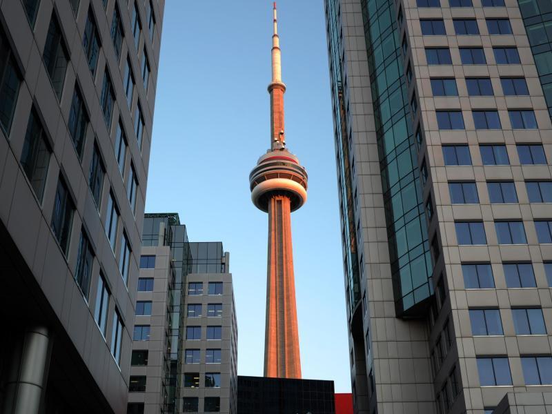 Bild zu Stadtansicht Toronto