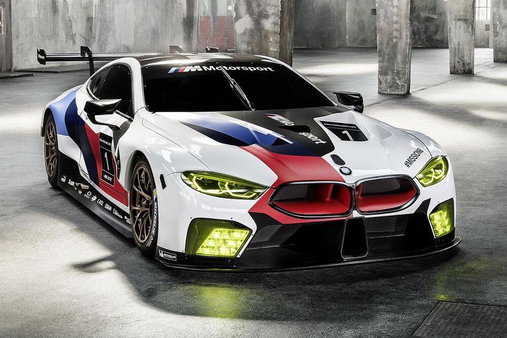 Bild Zu BMW M8 GTE