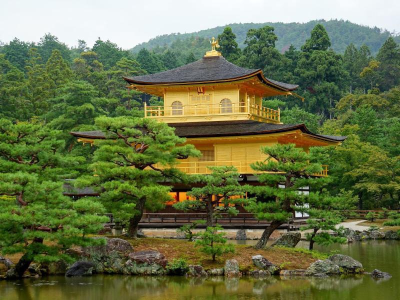 Bild zu Kinkaku-ji