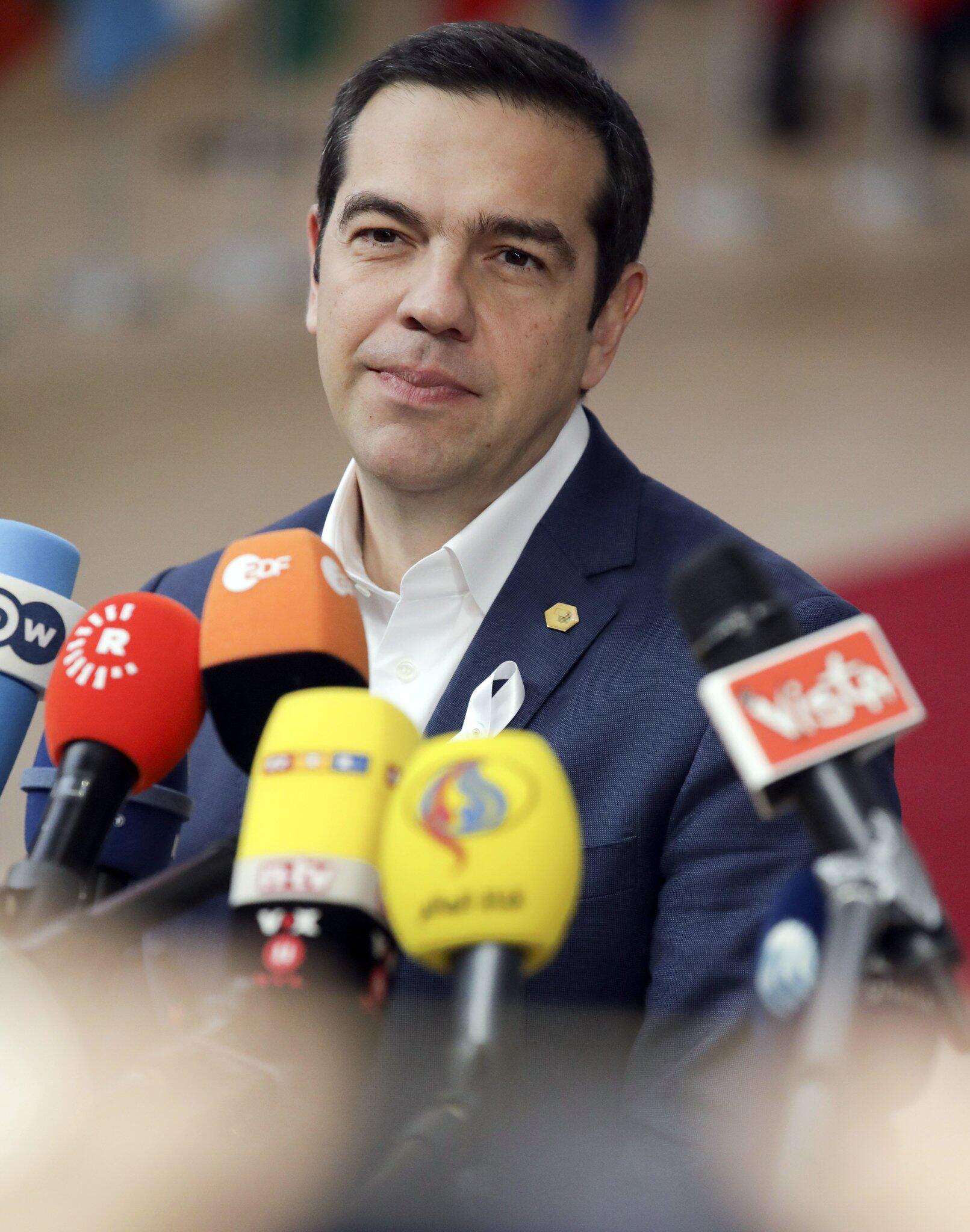 Bild zu Alexis Tsipras