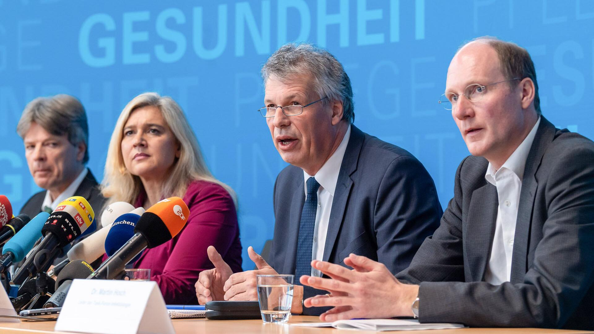 Bild zu Coronavirus - First case in Germany