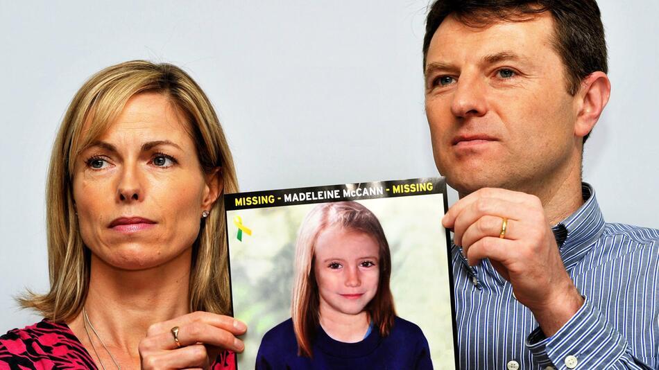 Fall Maddie: Deutscher Sexualstraftäter unter Mordverdacht