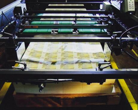 Bild zu Druckerpresse