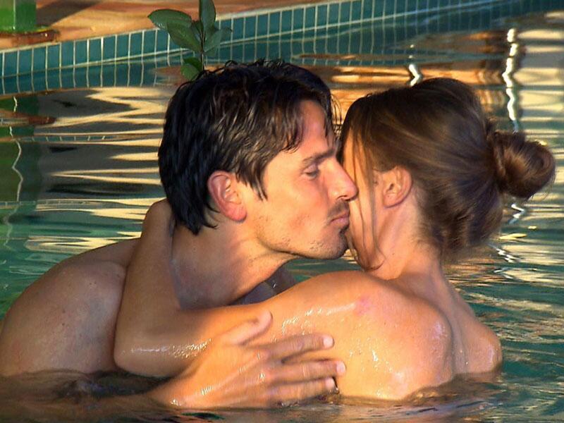 Bild zu Jan und Alissa im Spa