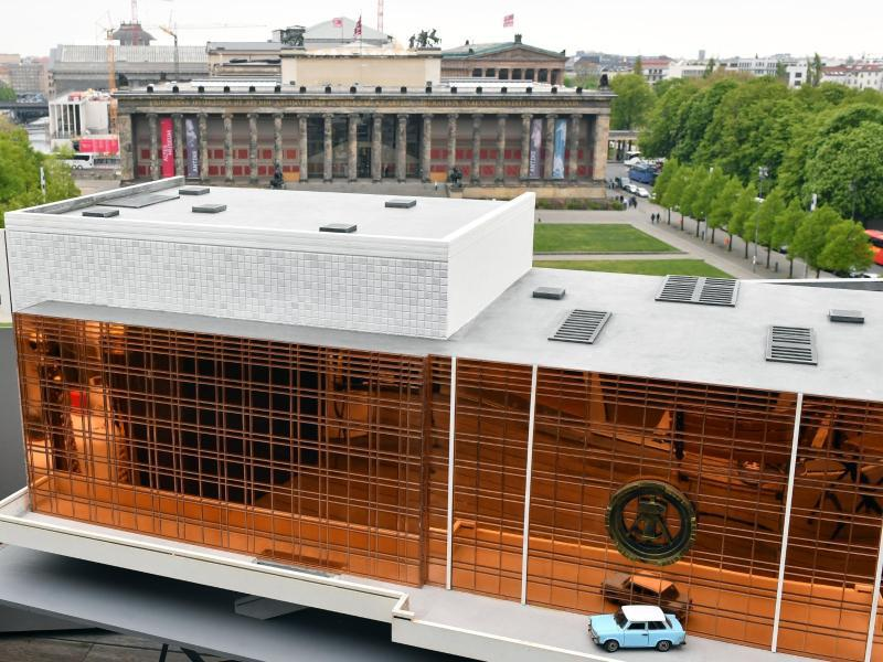 Bild zu Palast der Republik als Miniatur