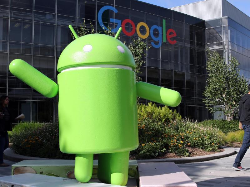 Bild zu Zehn Jahre Android-Allianz