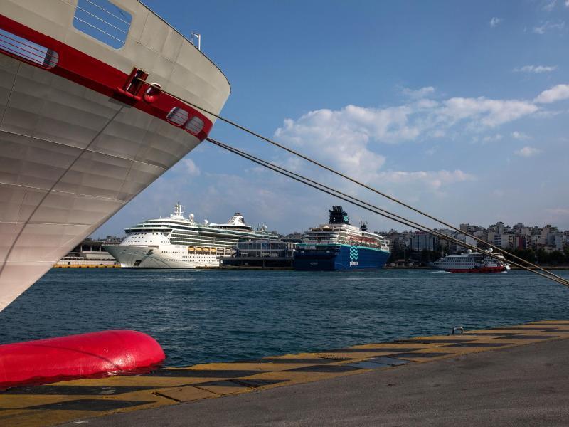Bild zu Hafen von Piräus