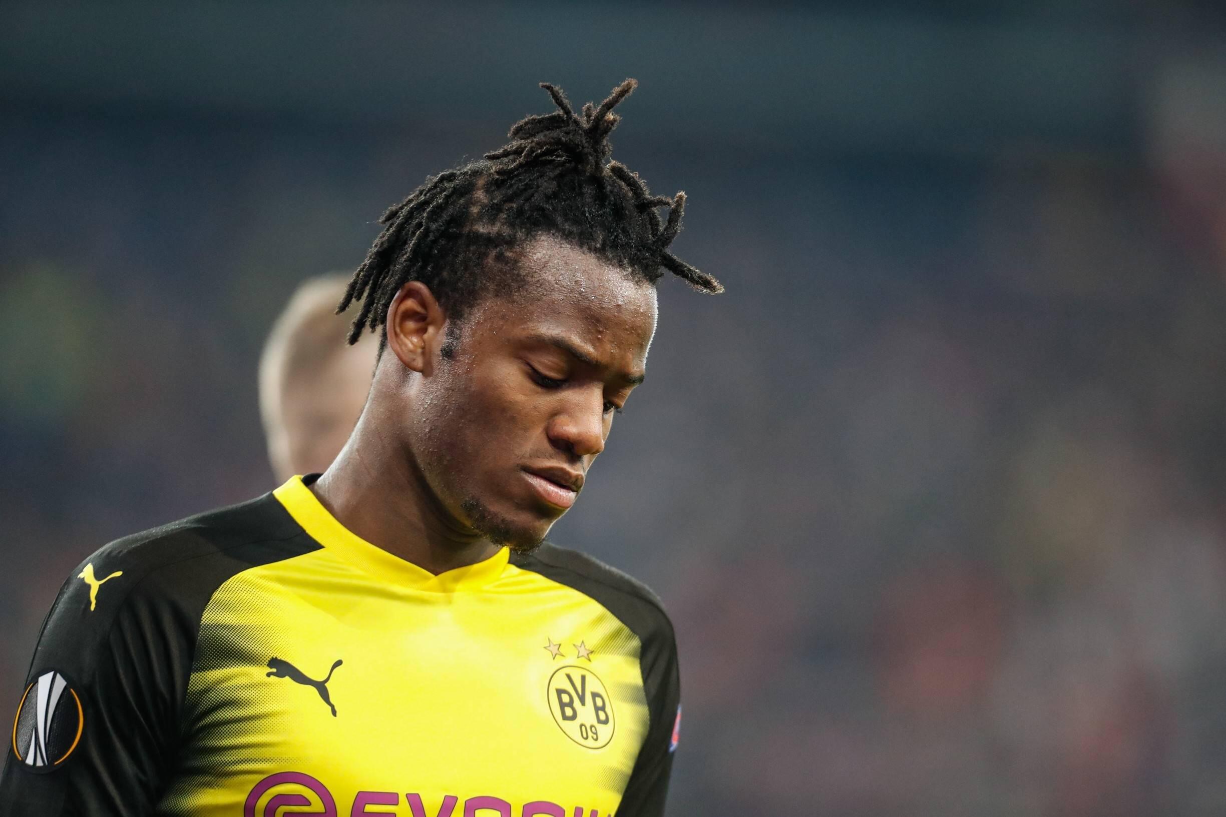 Bild zu Borussia Dortmund, BVB, Michy Batshuayi, Lautaro Martinez