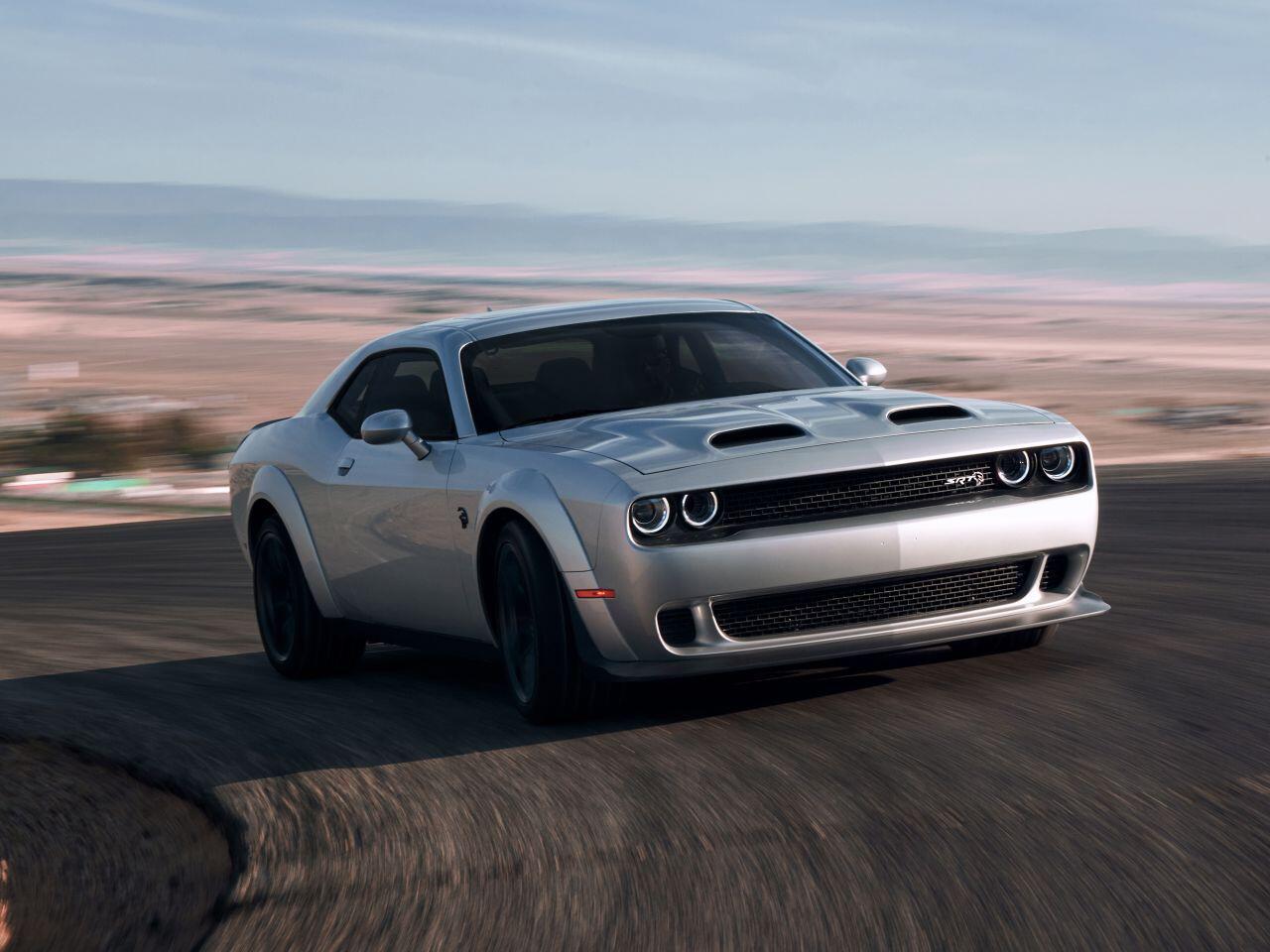 Bild zu Pure Gewalt mit 808 PS: Der neue Dodge Challenger SRT Hellcat Redeye