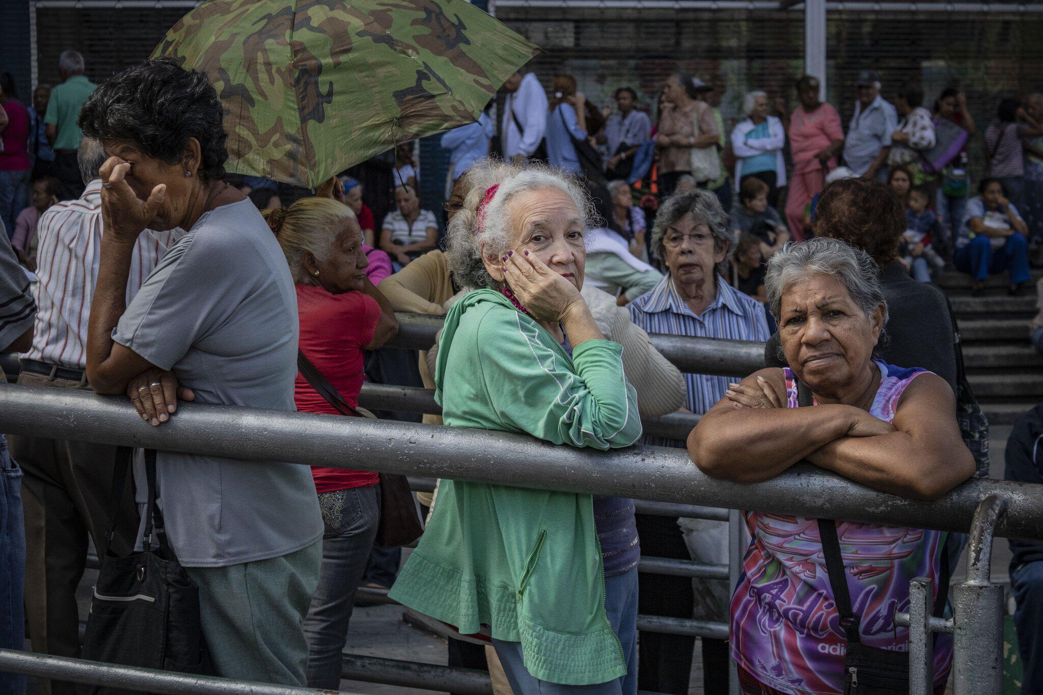 Bild zu Lage in Venezuela