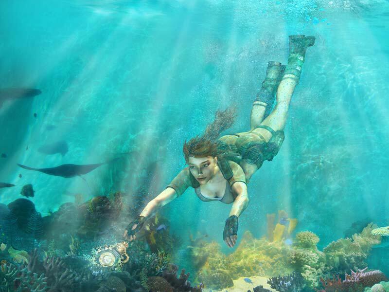 Bild zu Tomb Raider: Legend