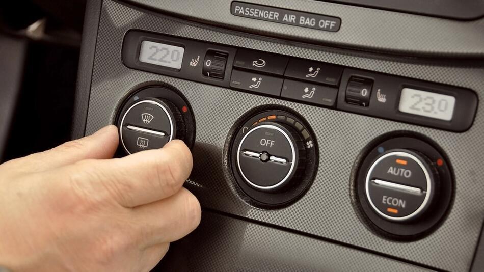 Autofahren bei Hitze