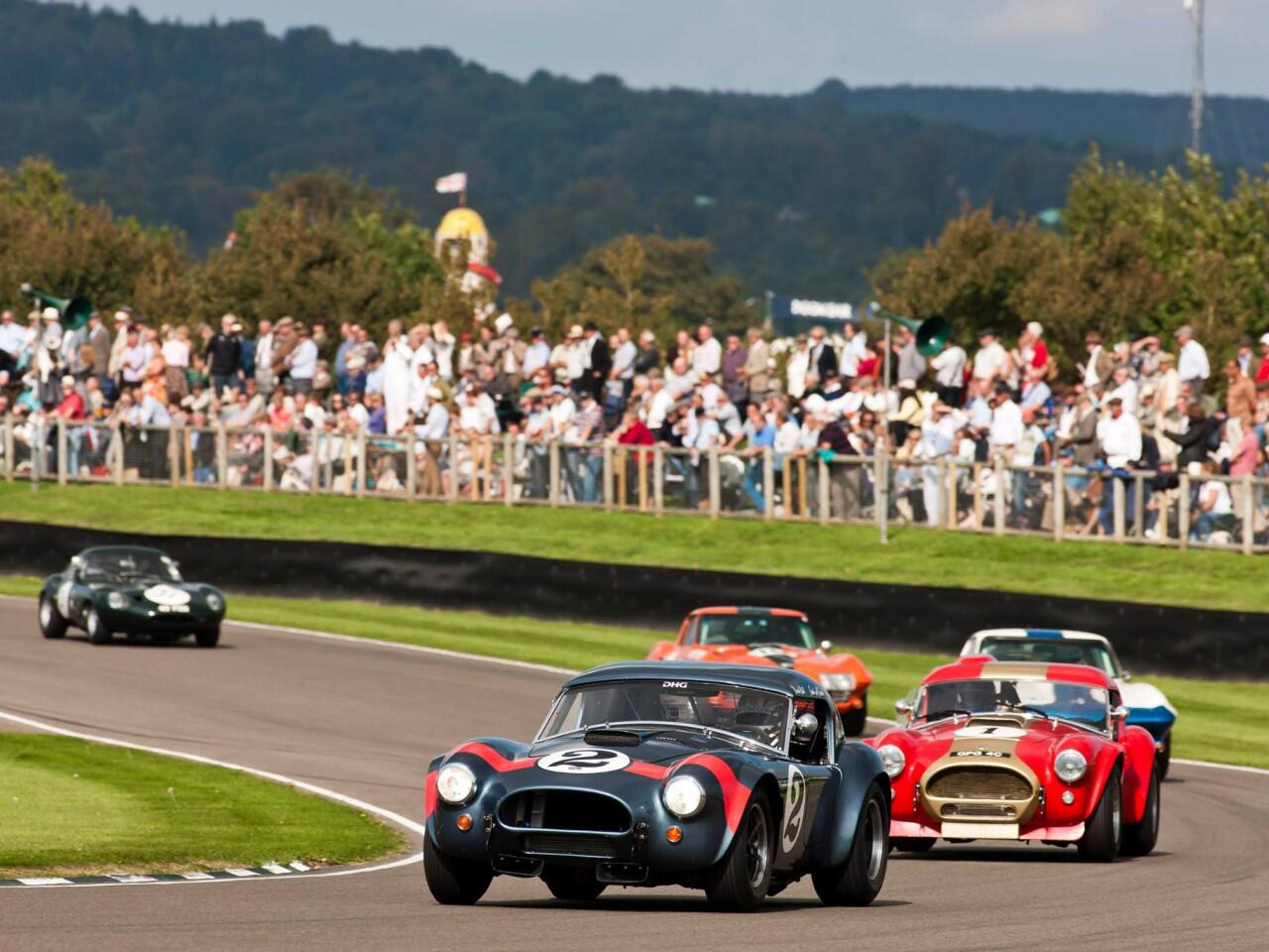 Bild zu Goodwood Circuit