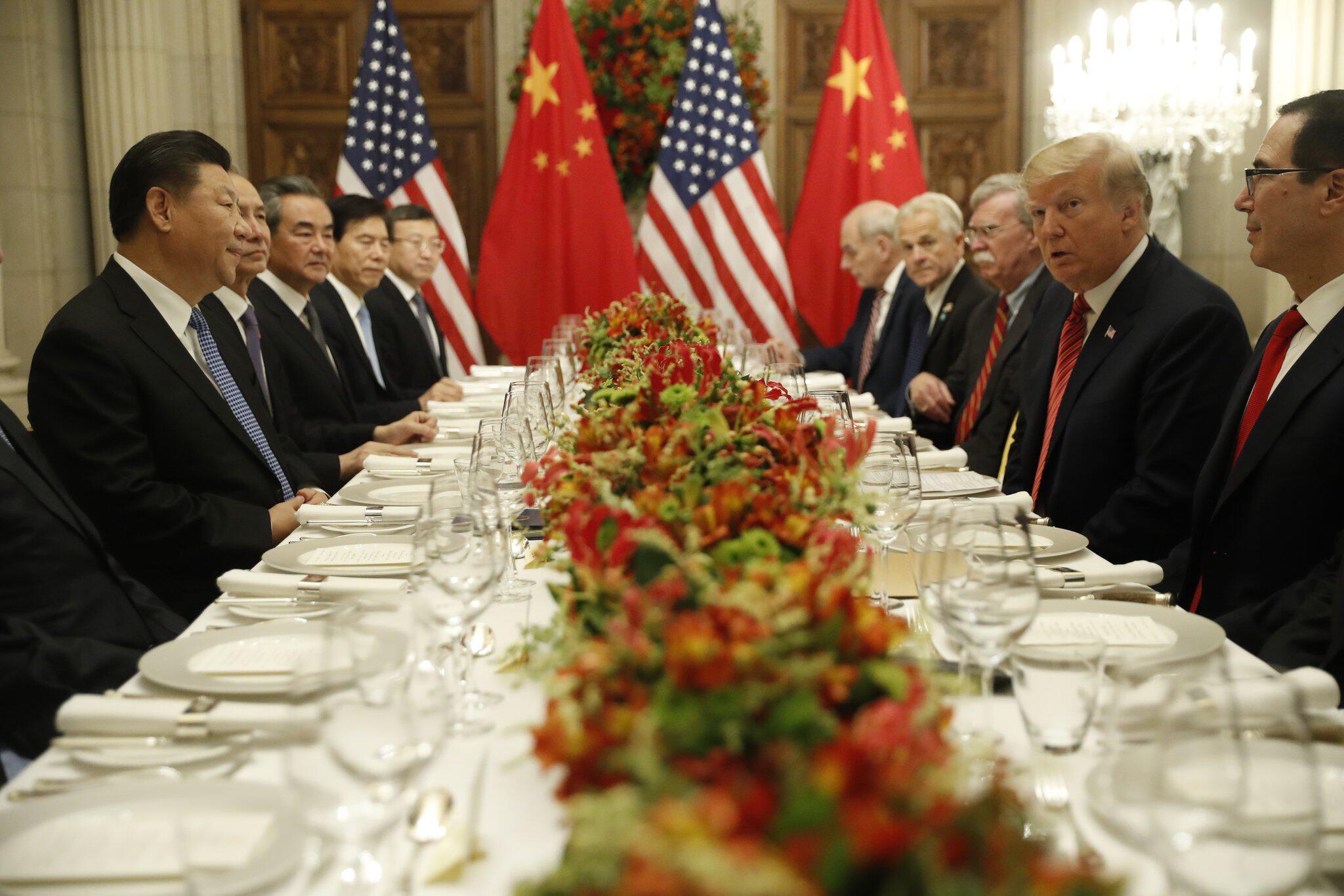 Trump schließt Fristverländerung für Gespräche mit China nicht aus (772247254)