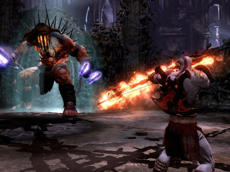 Bild zu God of War III