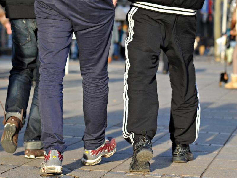 Bild zu Jogginghosentag