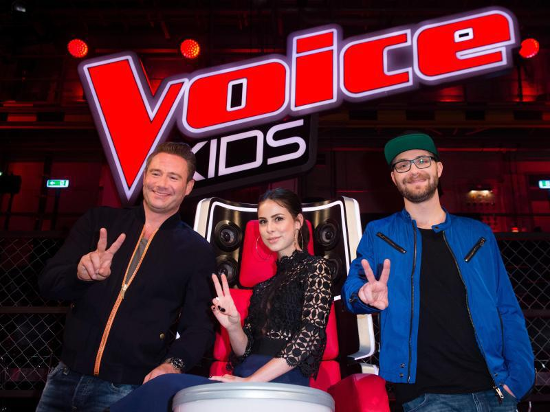"Bild zu Castingshow ""The Voice Kids"""