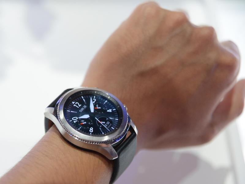 Bild zu Samsung Gear S3