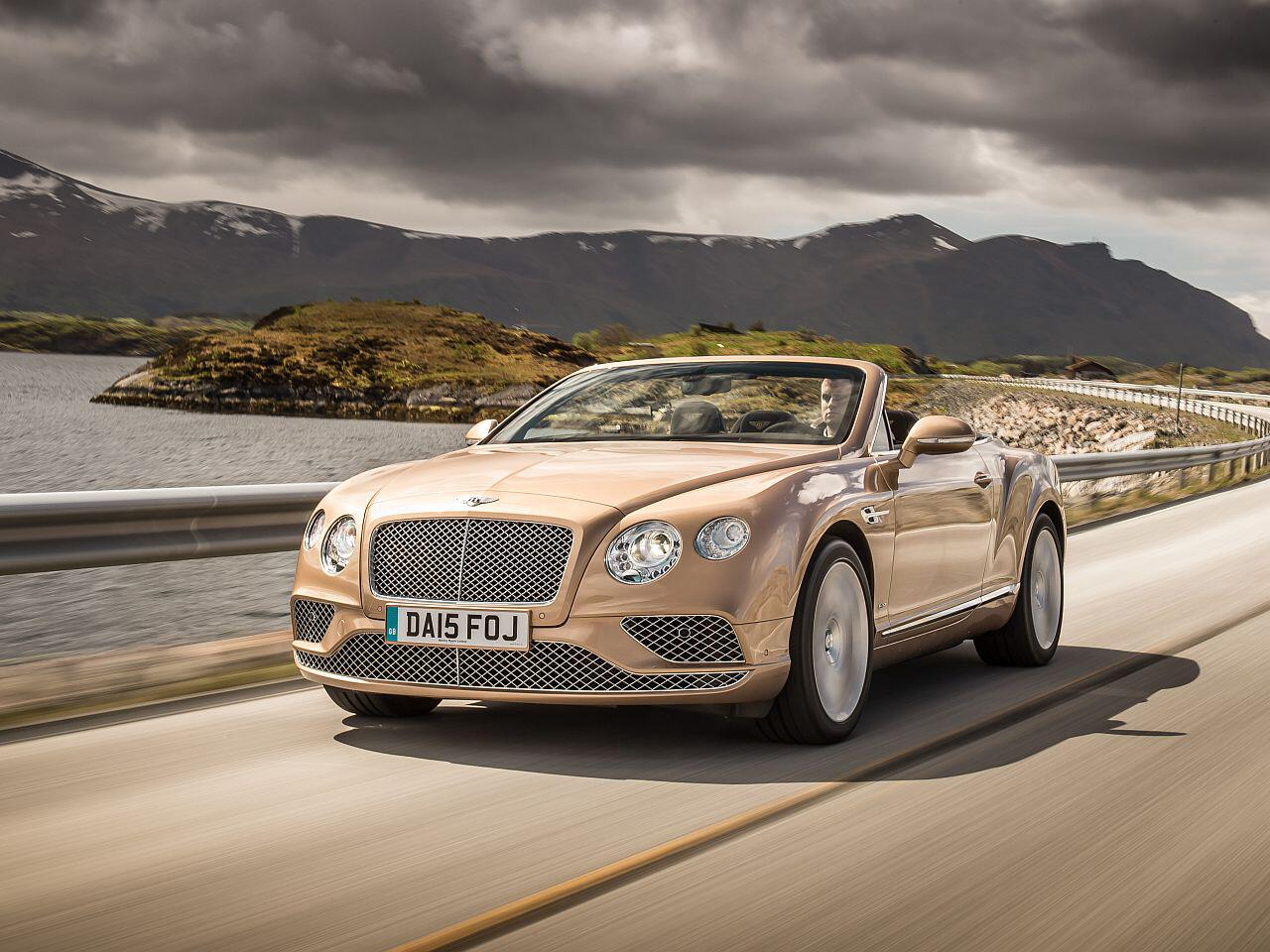 Bild zu Bentley Continental GTC