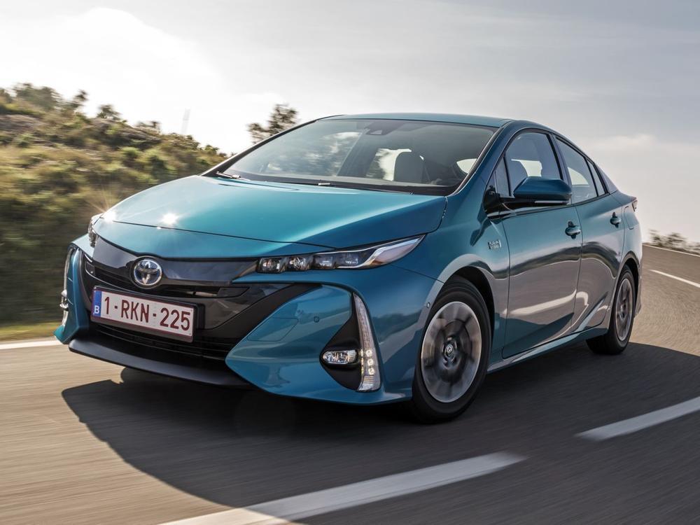 Bild zu Toyota Prius Hybrid