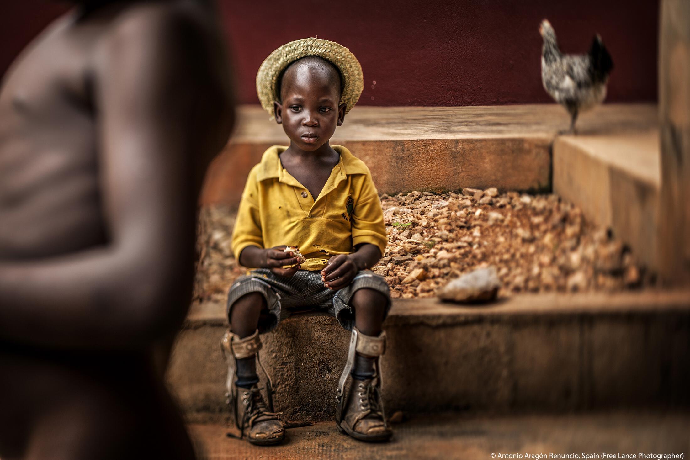Bild zu Togo, Behinderung, Preisträger