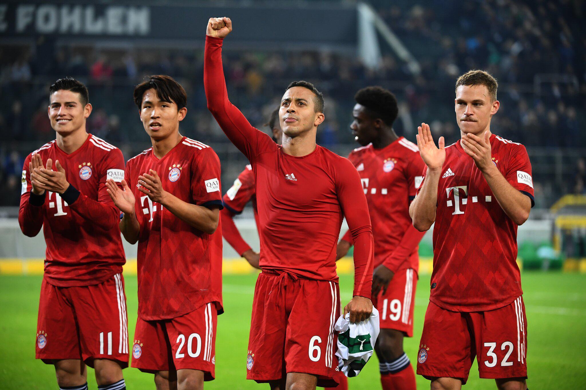 Bild zu FC Bayern