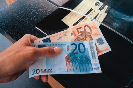 Bild zu Geldscheine