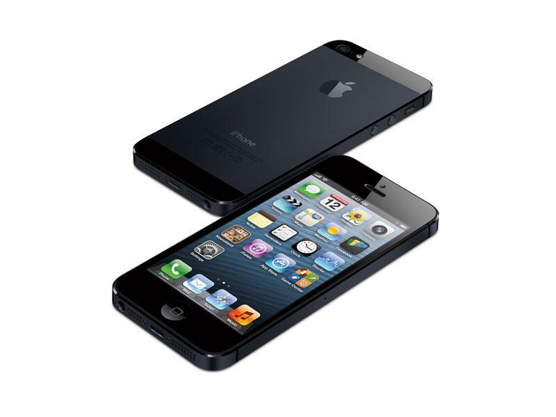 Bild zu iPhone 5 - Der Bildschirm