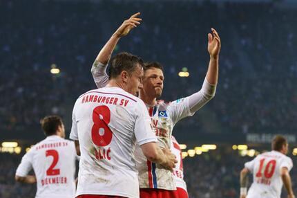 Hamburger SV, Karlsruher SC, Relegation, Ivo Ilicevic