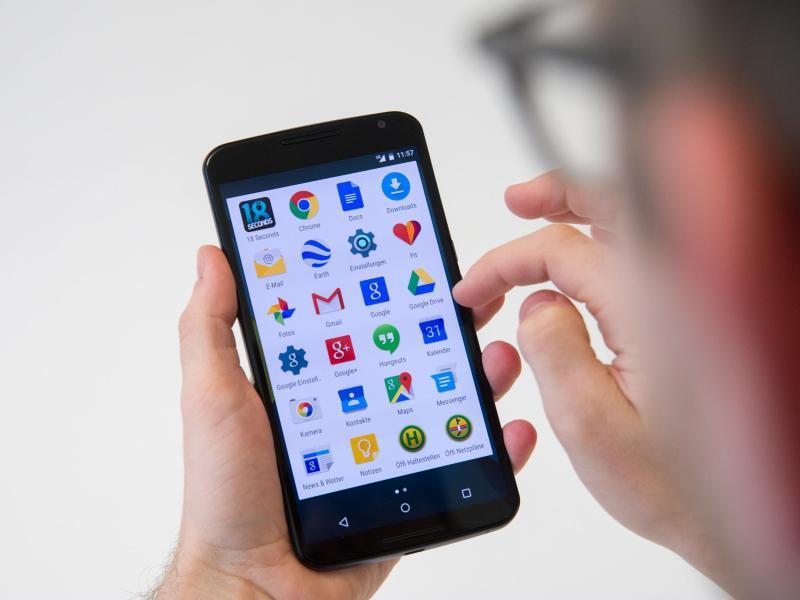 Bild zu Android 5 (Lollipop)
