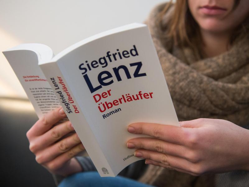 """Bild zu """"Der Überläufer"""" von Siegfried Lenz"""