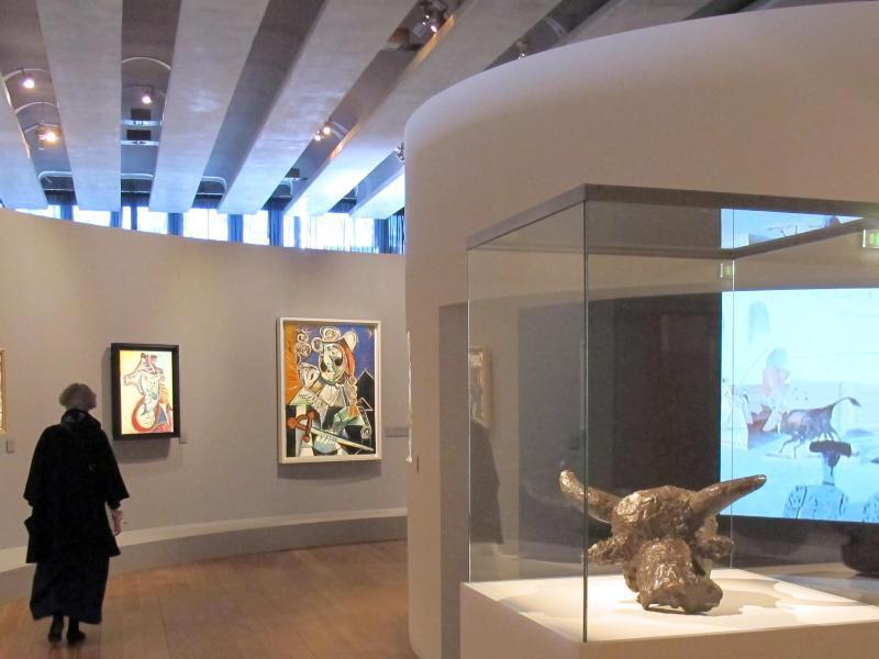 Bild zu Picasso-Schau in Marseille
