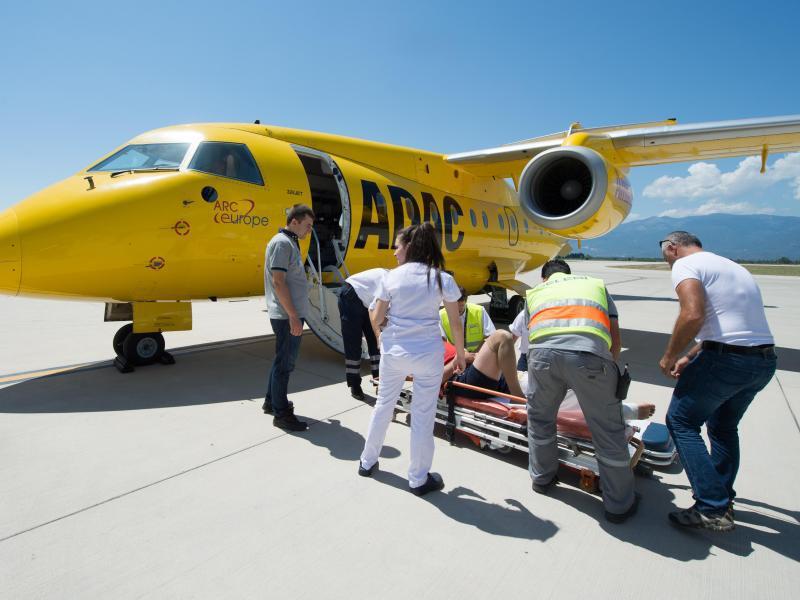 Bild zu ADAC Ambulanzdienst