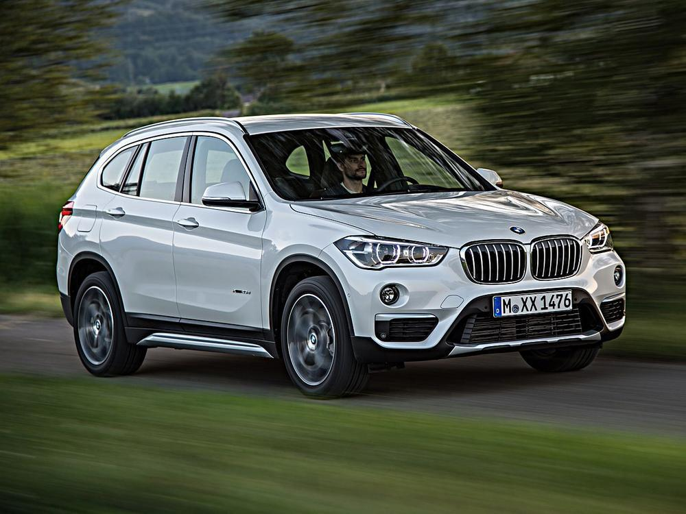 Bild zu SUVs: Platz 2 - BMW X1